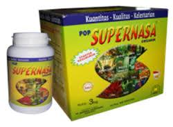 POP supernasa pupuk organik dasar untuk atasi masalah tanah