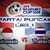 Jangan lewatkan tonton partai puncak Indonesia vs thailand AFF 2016