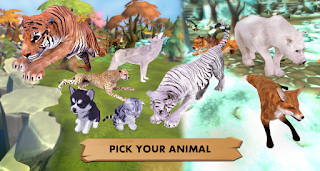 Game My Wild Pet: Online Animal Sim v2.7 Mod