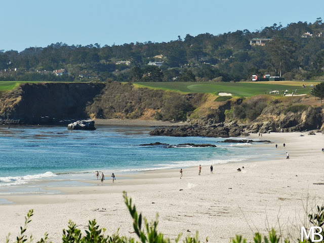carmel by the sea spiaggia california