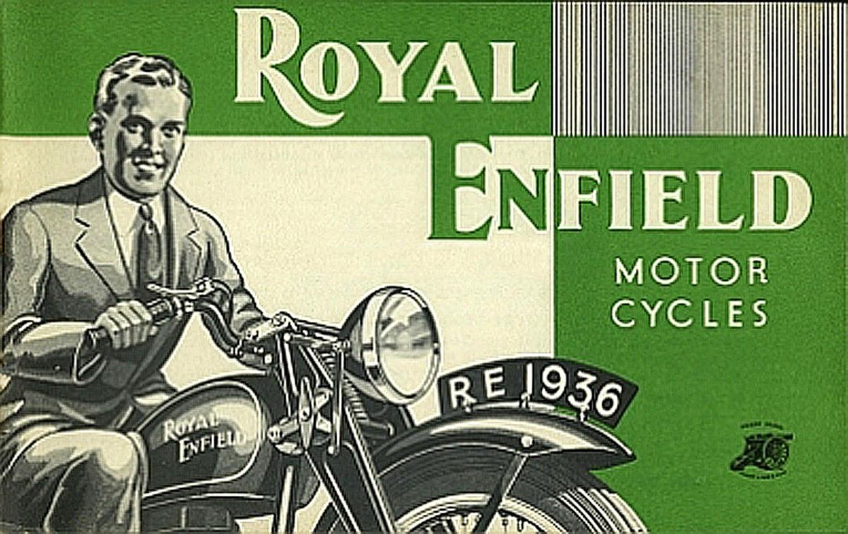 RoyalEnfields.com: Vintage Royal Enfield ads and artwork ...