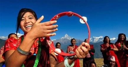 Gurung new year my encircle m4hsunfo