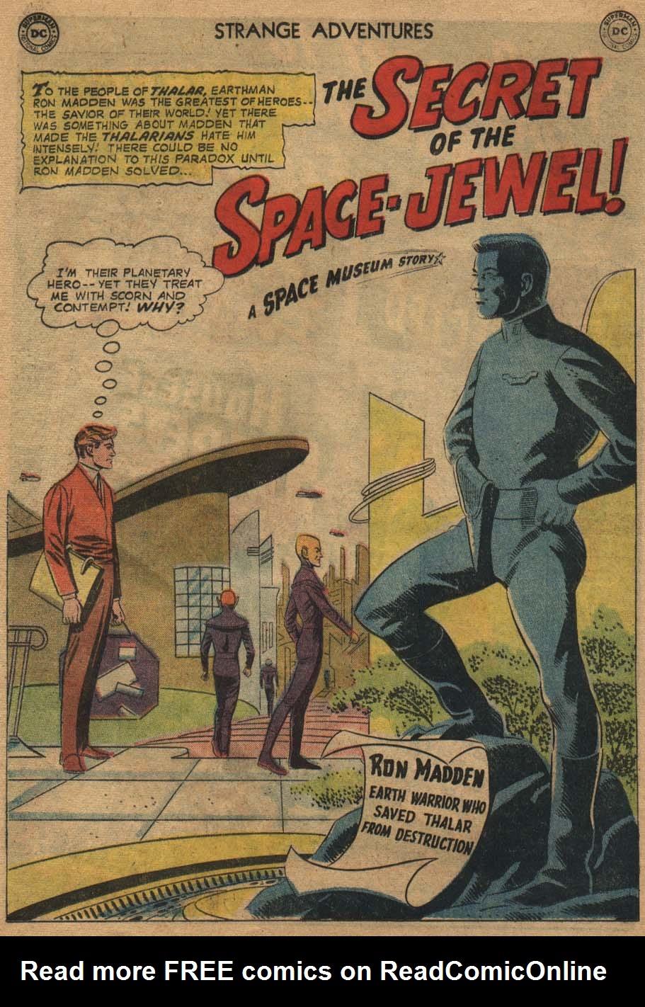 Strange Adventures (1950) issue 106 - Page 14