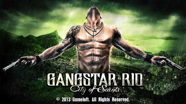 تحميل لعبة جراند ستار ريو Gangstar io: City of Saints v1.1.7b المدفوة مهكرة كاملة اخر اصدار