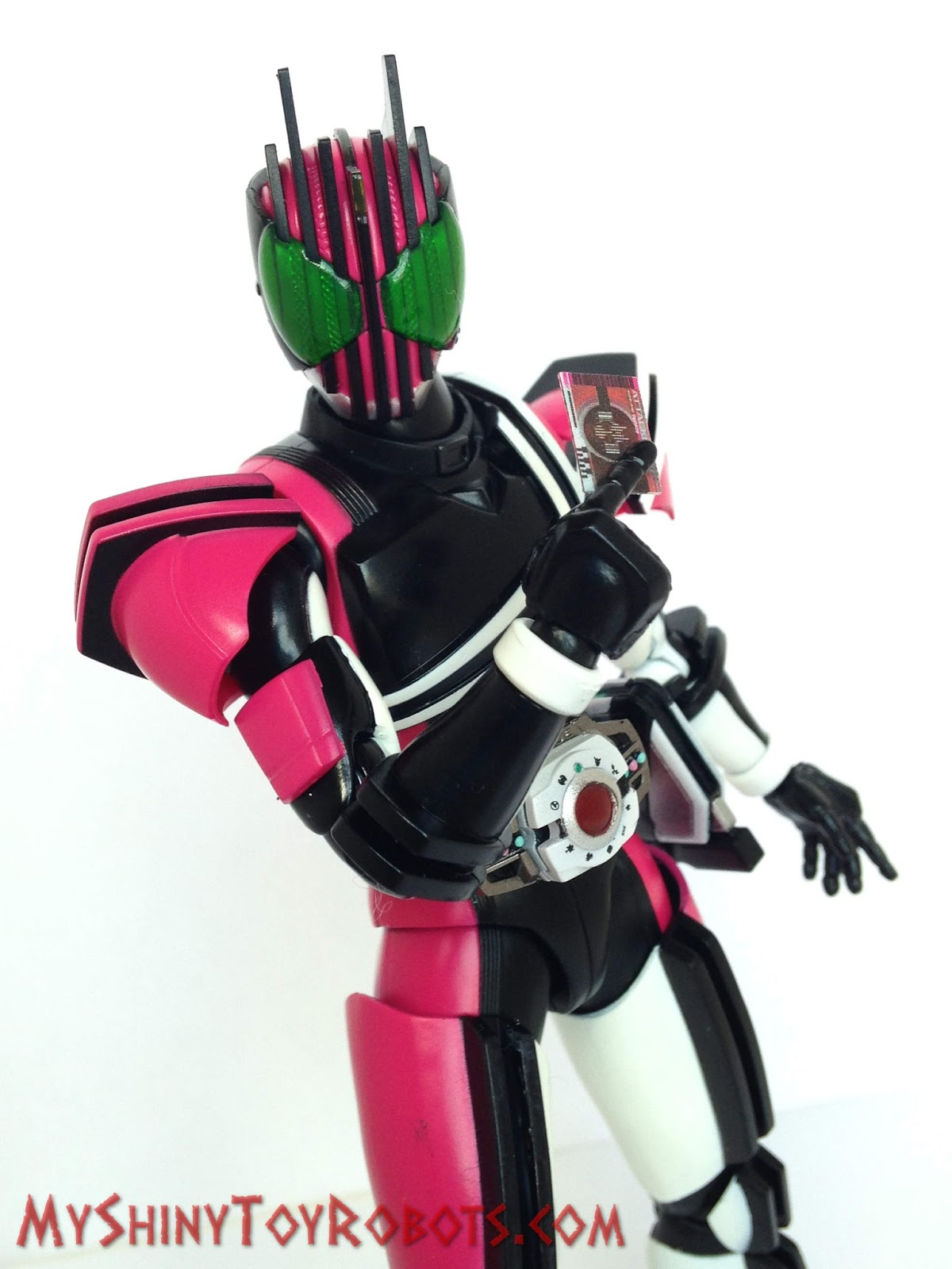 My Shiny Toy Robots: Toybox REVIEW: S.H. Figuarts ...