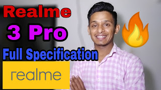 RealMe 3 Pro | Full Specification