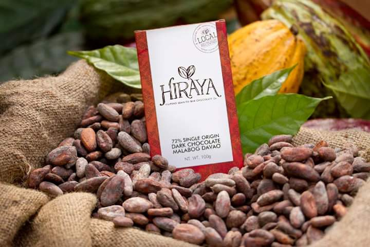 HIRAYA ARTISAN CHOCOLATES, Inc. Filipino Bean-to-Bar Chocolate Company