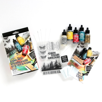 Tim Holtz DISTRESS ALCOHOL INK KIT