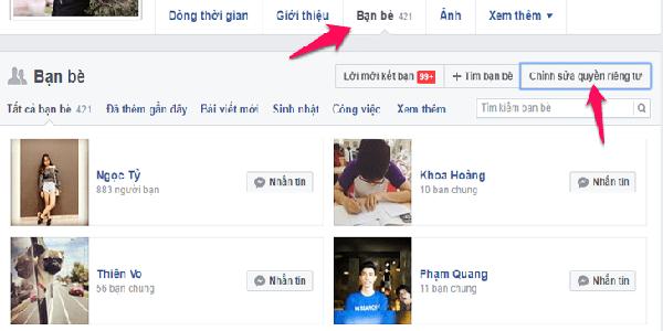an theo doi tren facebook