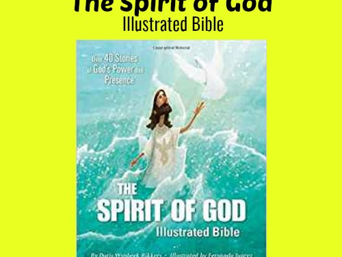 The Spirit of God- Review and Giveaway