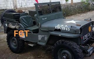 Bukalapak Mobil Klasik Willys 42 model 55....