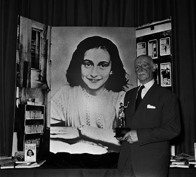 La Fundación Ana Frank reconoce finalmente que el padre fue autor de la novela