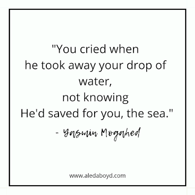 Quotes by Yasmin Mogahed | Aleda Boyd
