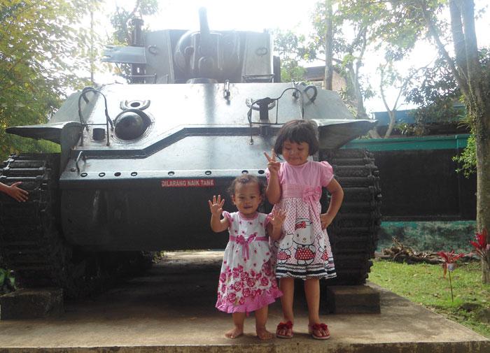 Wisata Murah Meriah Di Museum Palagan Ambarawa Desperate Housewife