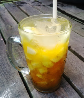 Resep Minuman Segar Dingin Es Buah Labu Kuning Waluh