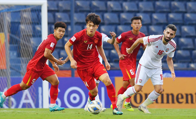 U23 Việt Nam bỏ lỡ nhiều cơ hội ghi bàn trong trận đấu với UAE và chấp nhận trận hoà 0-0.