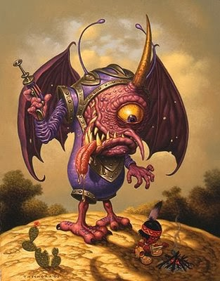 shakesfeare blemmyes mentioned in shakespeare the greek word anthropophage literally means people eater no not the one eyed one horned flying purple people eater strictly cannibals