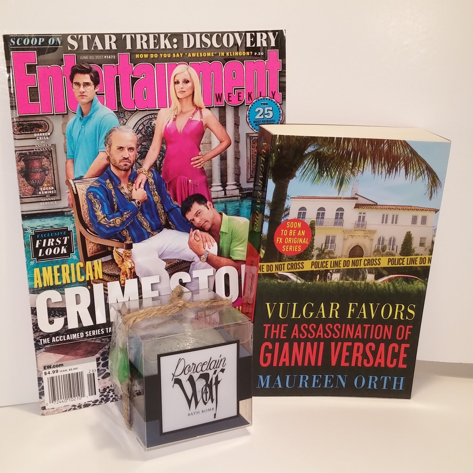 d47a4bcc4 Vulgar Favors: Andrew Cunanan, Gianni Versace, and the Largest Failed  Manhunt in U.S. History by Maureen Orth (goodreads)