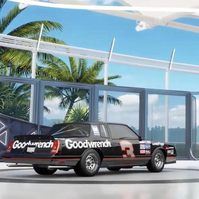 Forza Horizon 3 Dale Earnhardt tribute 88 Monte Carlo Wallpaper Engine
