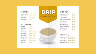 Dasar-dasar desain grafis Form atau Rupa menu