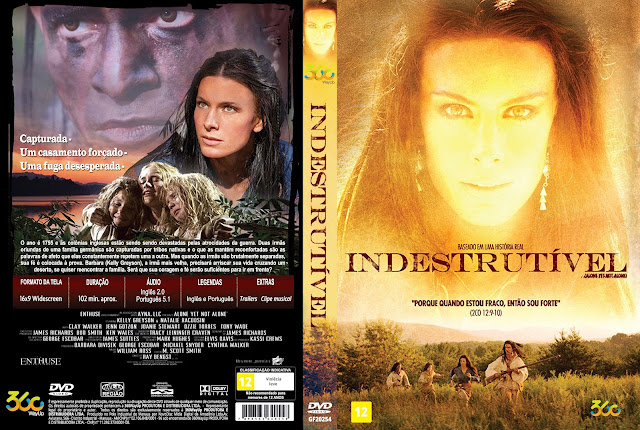 Capa DVD Indestrutível [Exclusiva]