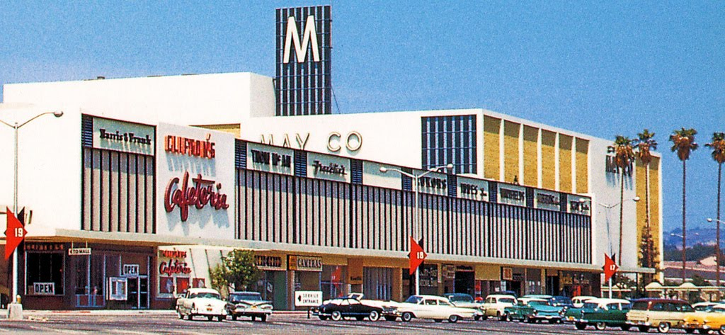 When We Were Home Eastland Shopping Center West Covina 1957