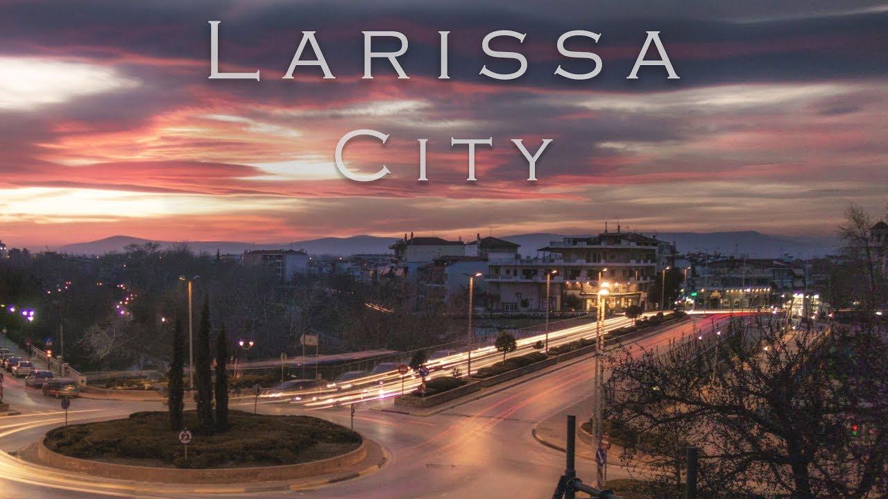 Μοναδικό timelapse video αναδεικνύει τις ομορφιές της Λάρισας (VIDEO)