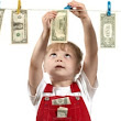 How to teach children the wise use of money?