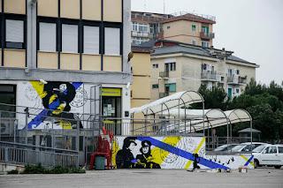 P.A.I.N.T. - Ppt'Art - Poste italiane Bari