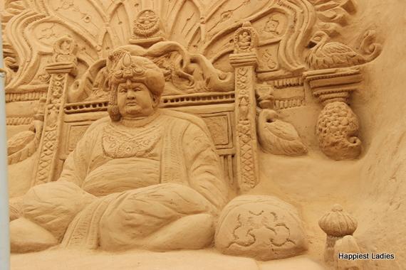 Sand museum mysore tourist spot