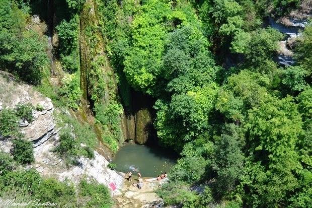 Cascata della Cisterna