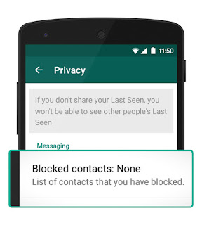 Cara Block atau Unblock Kontak di Aplikasi WhatsApp