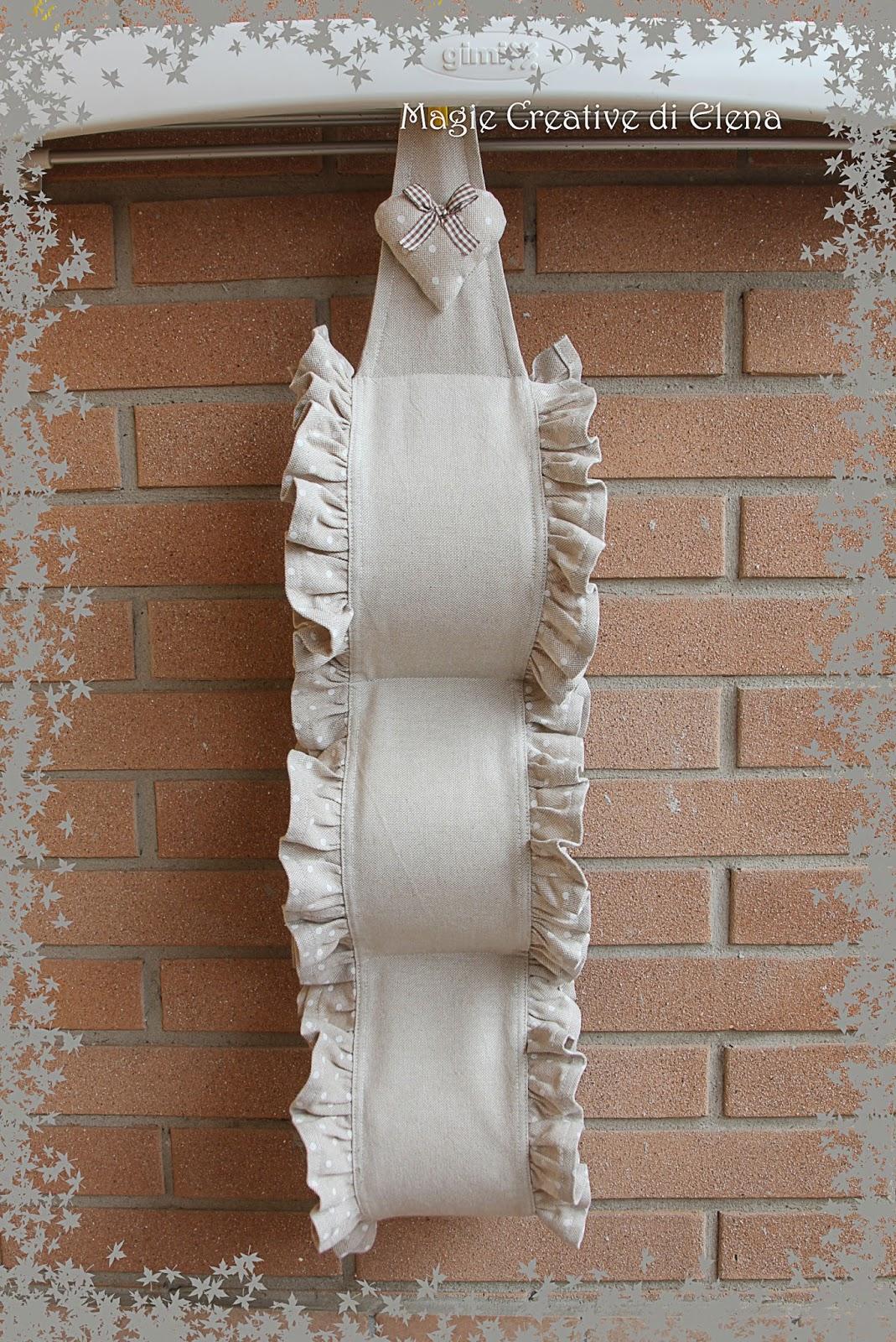 Porta Carta Igienica Originali magie creative di elena: porta rotoli carta igienica lucy