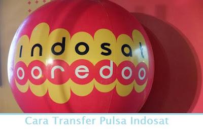 Cara Transfer Pulsa Indosat (Termudah.com)