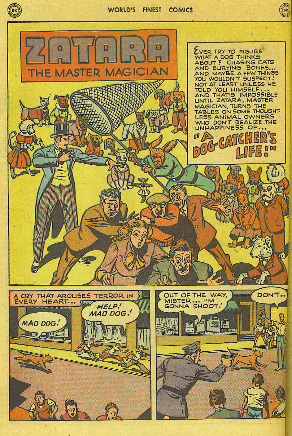 Read online World's Finest Comics comic -  Issue #34 - 54