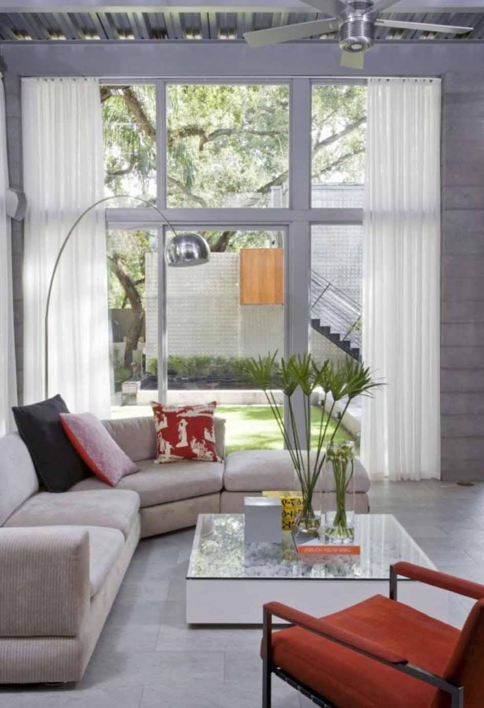 Desain Ruang Keluarga Kecil & Desain Rumah Minimalisku: Contoh Desain Ruang Keluarga Kecil