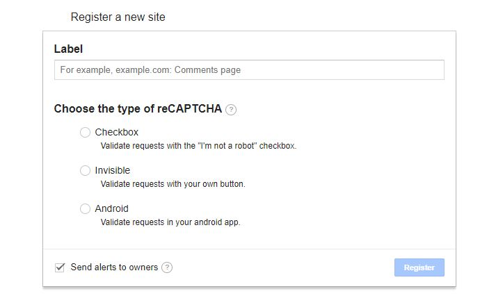 How to integrate Google recaptcha with ASP Net MVC Application?