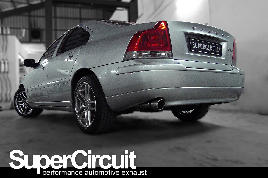 The Supercircuit Custom Made Exhaust System For Volvo S60 T5 Is Fully With Grade 304 Stainless Steel Mandrel Pipes And Then Tigargon: Volvo S60 Exhaust System At Woreks.co