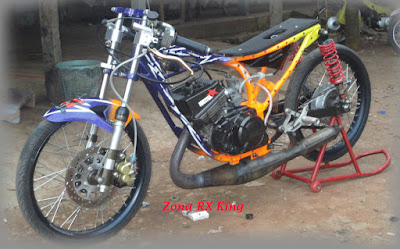 Korek RX King Drag