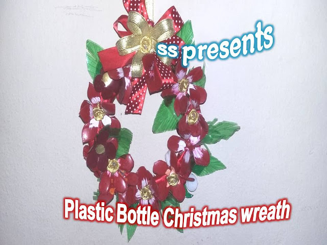 ere is Images for plastic bottle wreath,1000+ images about plastic bottle wreaths,DIY Christmas Wreath Using Plastic Bottles,Christmas Decorations: Ornaments, Christmas Trees,Cheap Christmas Decorations: 24 Homemade Decorating Ideas,Plastic bottle wreath for christmas decoration ideas