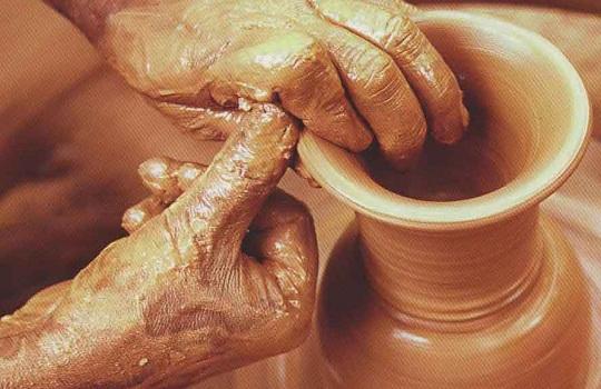 Bat Trang pottery village Hanoi Vietnam 7