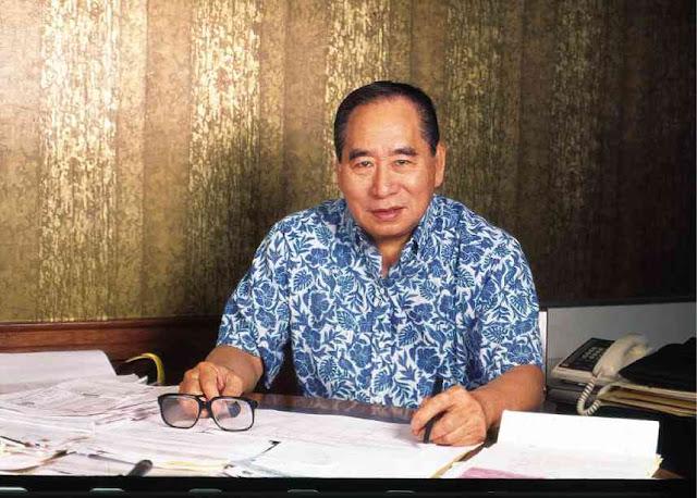 Biografi Henry Sy, Orang Terkaya di Filipina