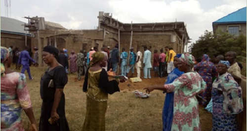 rccg pastor seizes wife corpse chases relatives off burial ground