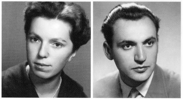 Jan i Eryka Drostowie - twórcy polskiego szkła prasowanego