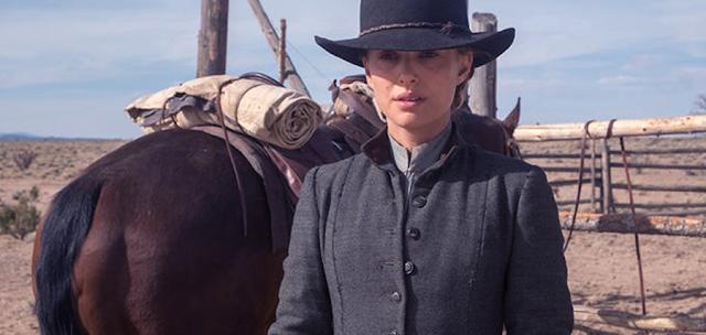 Natalie Portman în Jane Got A Gun
