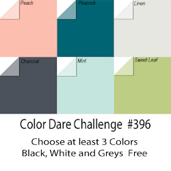 "Click Photo for Color Dare Challenge #396 ""Mix-In Color Palette"" - CLOSES Thursday  June 11th"