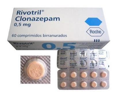 Clonazepam - Manfaat, Dosis, Efek Samping dan Harga