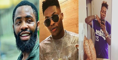 Woli Arole recounts how he nearly died at an event with Reekado Banks