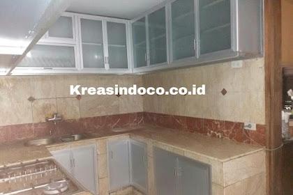 Kitchen Set Aluminium Pemasangan Di Tebet Barat 5 Jakarta