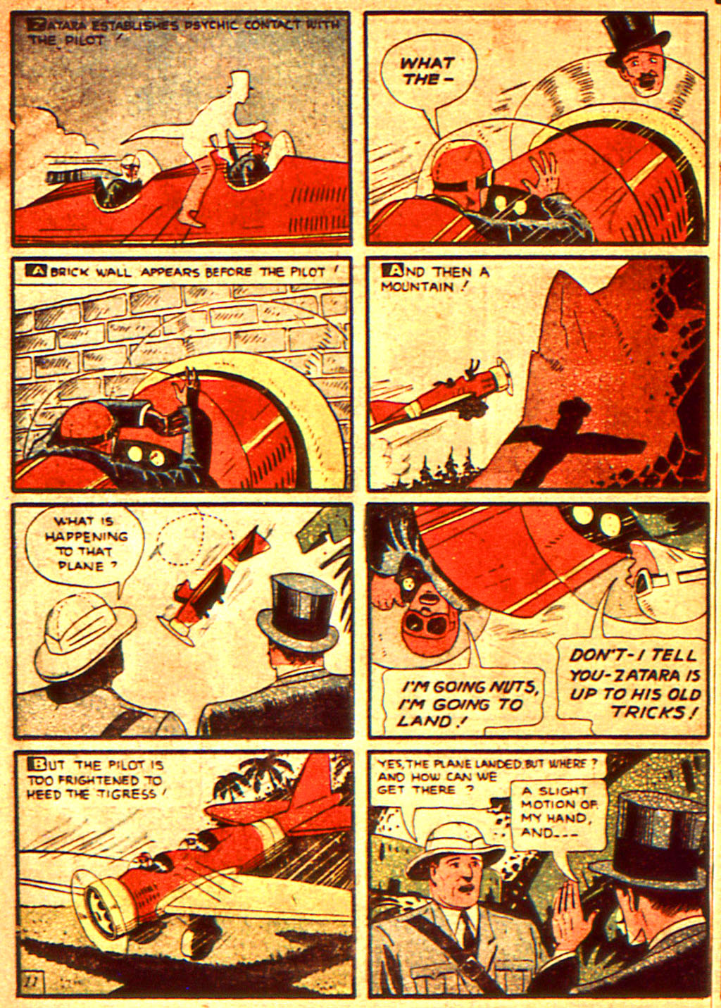 Read online Action Comics (1938) comic -  Issue #7 - 65